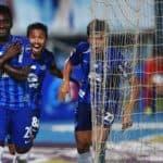 ไฮไลท์ฟุตบอล ชลบุรี เอฟซี 2-1 การท่าเรือ เอฟซี