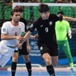ไฮไลท์ฟุตซอล ทีมชาติไทย 5-7 ทีมชาติอิหร่าน