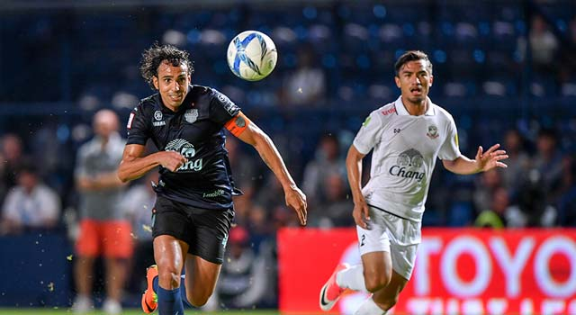 บุรีรัมย์ ยูไนเต็ด 3-0 สุพรรณบุรี เอฟซี