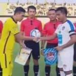 ไฮไลท์ฟุตบอล อ่างทอง เอฟซี 1-1 สงขลา ยูไนเต็ด