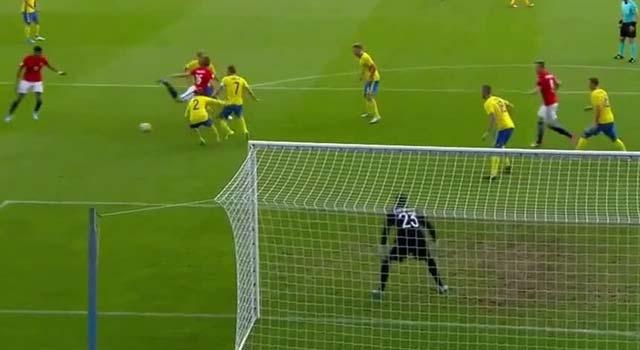 นอร์เวย์ 1-1 สวีเดน