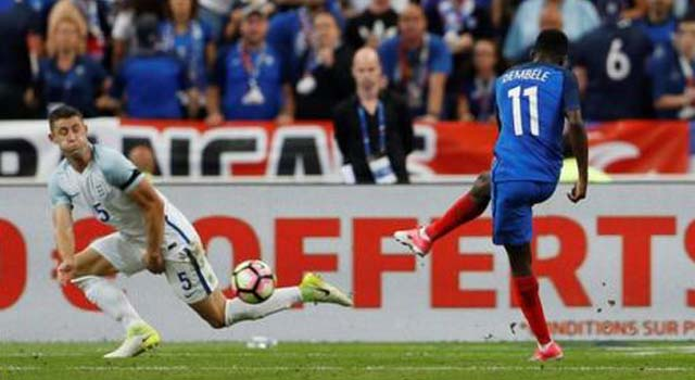 ฝรั่งเศส 3-2 อังกฤษ
