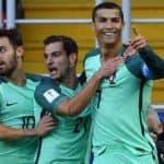 ไฮไลท์ฟุตบอล รัสเซีย 0-1 โปรตุเกส