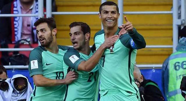 รัสเซีย 0-1 โปรตุเกส