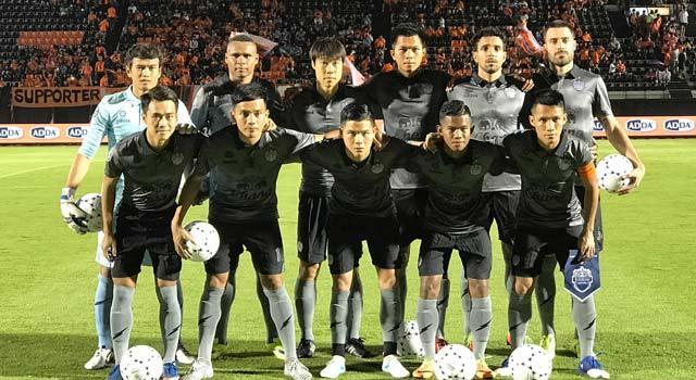 ราชบุรี มิตรผล เอฟซี 0-1 บุรีรัมย์ ยูไนเต็ด