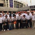 สังเกตุการณ์ กลุ่มผู้เข้าอบรม 'Pro License' เข้าชมเกมฟุตบอลโลก U20