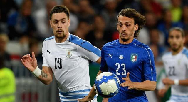 อิตาลี่ 3-0 อุรุกวัย