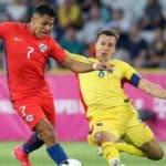 ไฮไลท์ฟุตบอล โรมาเนีย 3-2 ชิลี