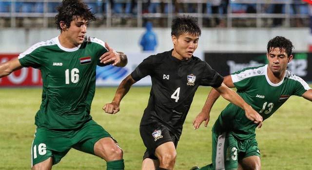 ไทย-U23-Vs-อิรัก-U23