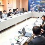 ไทย เกาหลีใต้ แลกเปลี่ยนความรู้วางแผนพัฒนาทีมชาติไทย