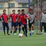 """ชมเปาะ! แฟนเพจเอฟซี โตเกียวชู """"จักรกฤษณ์"""" ประเดิมฝึกซ้อมได้ดีกับทีมชุดใหญ่"""