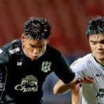 ไฮไลท์ฟุตบอล สุพรรณบุรี เอฟซี 0-3 พัทยา ยูไนเต็ด