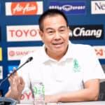 """ศักดิ์ศรี! """"สมยศ"""" กระตุ้นช้างศึก U23 ป้องแชมป์ซีเกมส์เพื่อชาวไทย"""