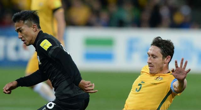 ออสเตรเลีย 2-1 ทีมชาติไทย