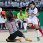"""""""บิ๊กป๋อม""""เชื่อมั่นโต๊ะเล็กหญิงล้มญี่ปุ่นซิวแชมป์อินดอร์เกมส์หนแรกได้แน่"""