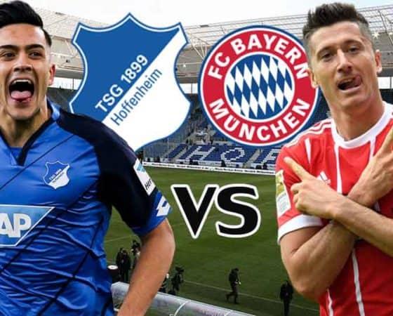 พรีวิว ฟุตบอลบุนเดสลีกา เยอรมัน / ฮอฟเฟนไฮม์ vs บาเยิร์น มิวนิค