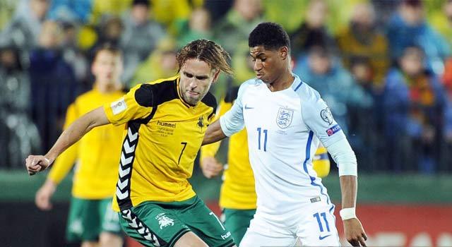 ลิธัวเนีย vs อังกฤษ