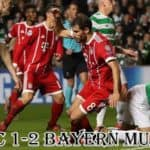 """""""มาร์ติเนซ"""" ซัดประตูชัยช่วยให้บาเยิร์นบุกชนะเซลติก 2-1 เข้าสู่รอบ 16 ทีมสุดท้าย"""