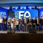 สรุปผลการประกาศรางวัล FA Thailand Awards ครั้งที่ 1