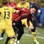 กิเลนฯ บุกโดน คาชิวา สอนเชิงเปิดรังถล่ม 0-3 ตกรอบ ACL 2018
