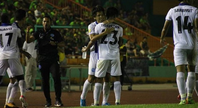 Lampang FC1 - 1 Samut Sakhon FC